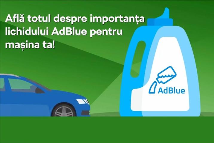 Importanta lichidului AdBlue