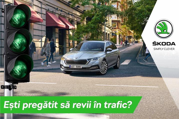 Esti pregatit se revii in trafic?