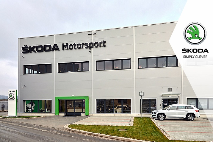 Sediu Nou SKODA Motorsport