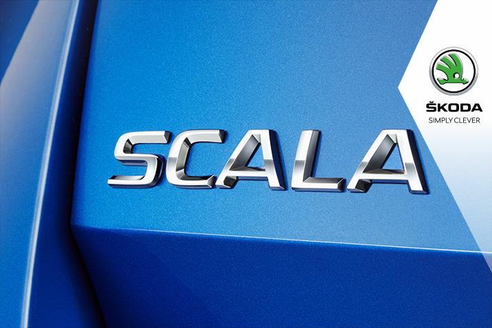 ŠKODA SCALA: noul nume al modelului compact