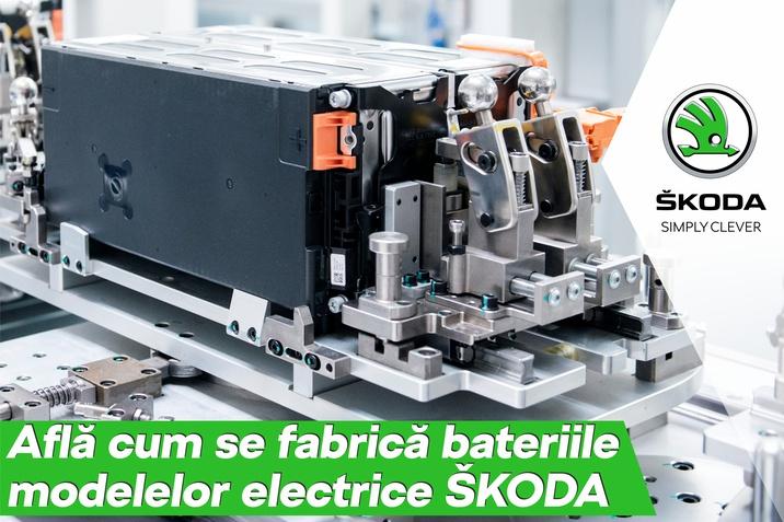 Cum se fabrica bateriile electrice 1