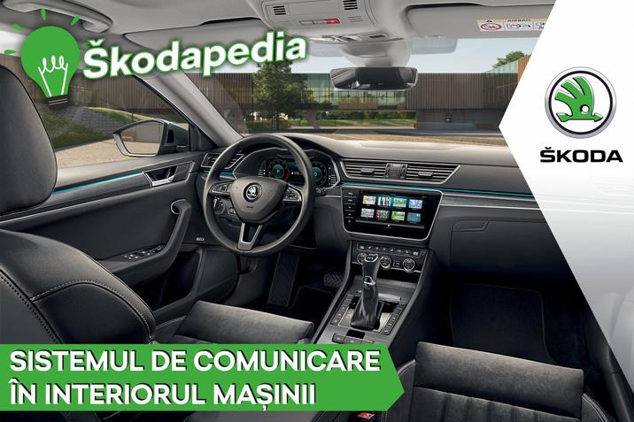 Sistemul de comunicare in interiorul masinii