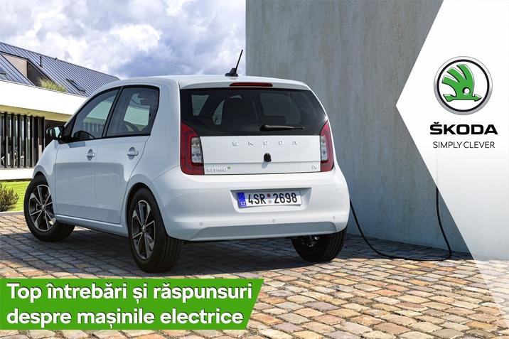Top intrebari si raspunsuri despre masinile electrice